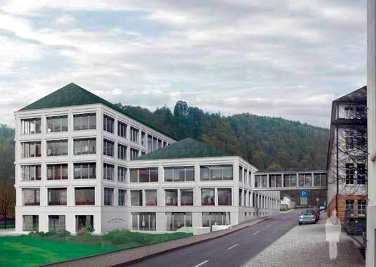 Glashütte : la manufacture A. Lange & Söhne agrandit ses locaux