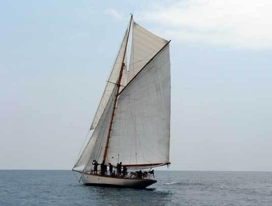 Panerai Classic Yachts Challenge 2012 : grande finale à Cannes à l'occasion des Régates Royales