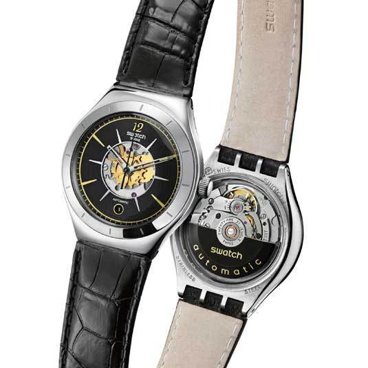 Swatch Irony Big Automatic