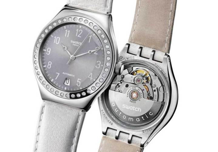 Swatch Irony Big Automatic 4756305-7110585
