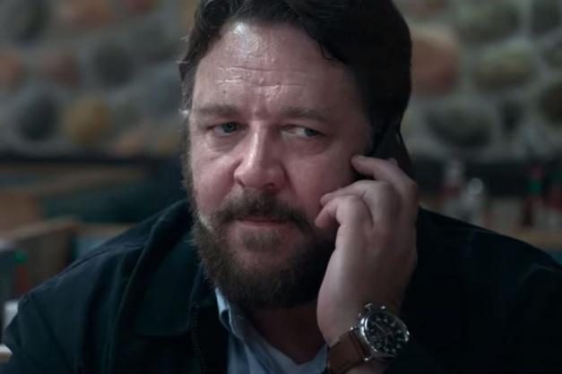 Russell Crowe Enragé Shinola