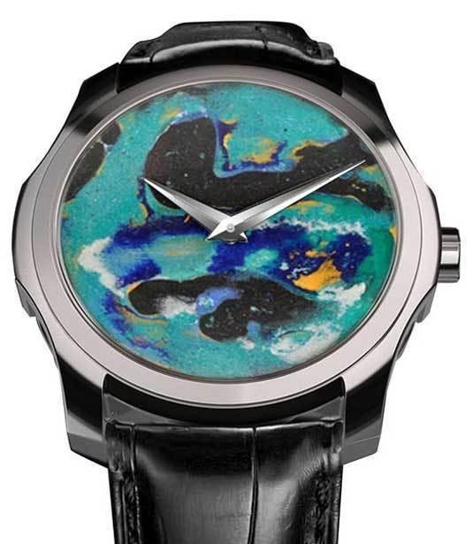 Luxèse : quand l'art pictural se conjugue à l'art horloger