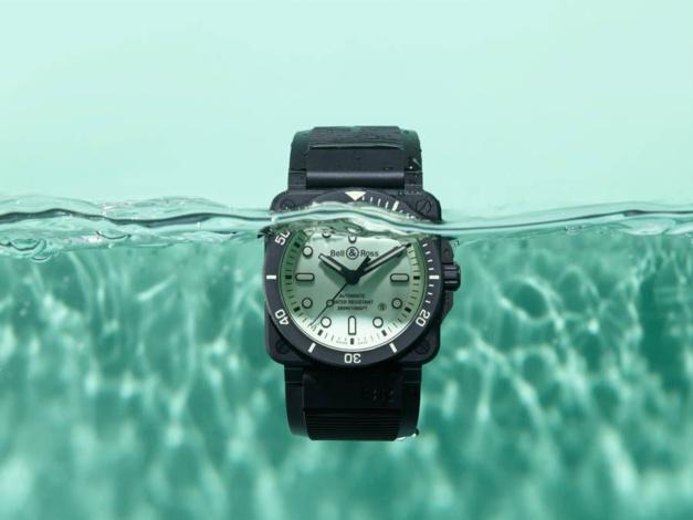 Bell & Ross Full Lum Diver