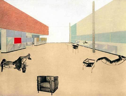 Girard-Perregaux : trilogie Le Corbusier