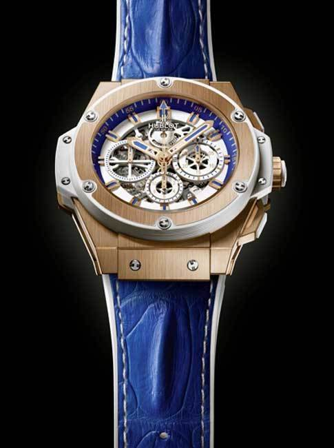 Hublot King Power « 305 » : deux chronos dédiés à Miami