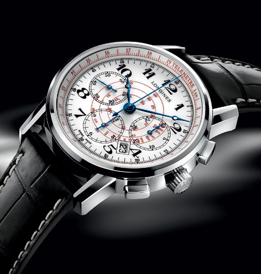 The Longines Telemeter Chronograph