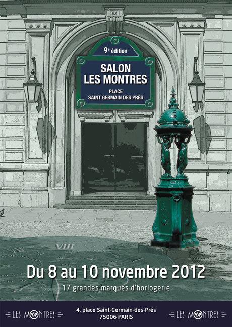 Salon Les Montres 2012 : trois questions à Jean Lassaussois, organisateur de cette rencontre horlogère