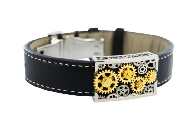 bracelet Engrenages de Tournaire