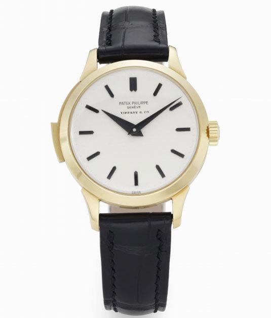 Sotheby's : vente de montres-bracelets vintage et modernes le 13 novembre 2012 à Genève