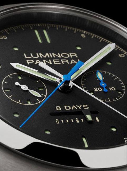 Panerai Luminor 1950 Rattrapante 8 Days Titanio 47mm 4794589-7168499