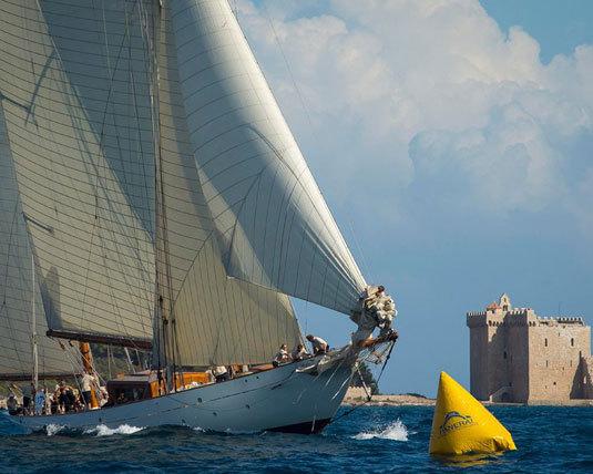 Panerai Classic Yachts Challenge 2012 : les trois gagnants sont Leonore, Naïf et Moonbeam IV