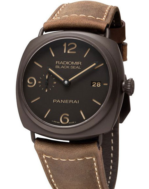 Panerai Radiomir Composite 3 Days et Composite Black Seal 3 Days Automatic  4815608-7199680