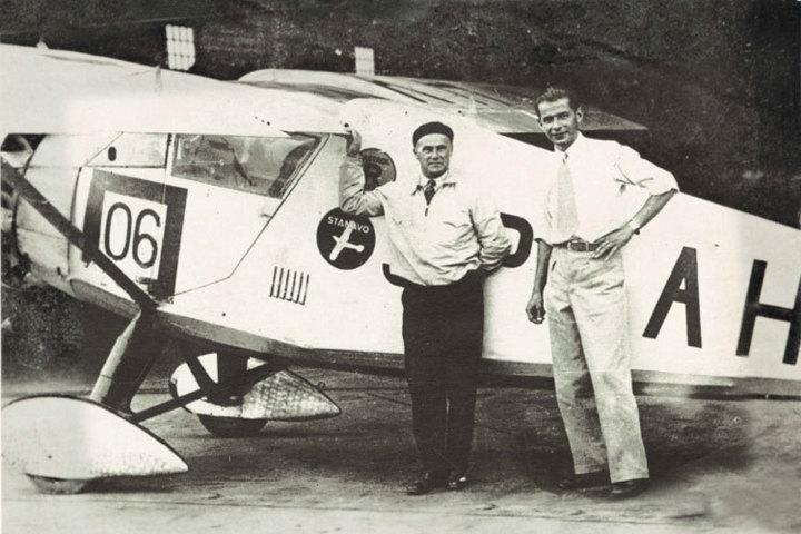 Oris Challenge International de Tourisme 1932 : hommage à l'histoire de l'aviation