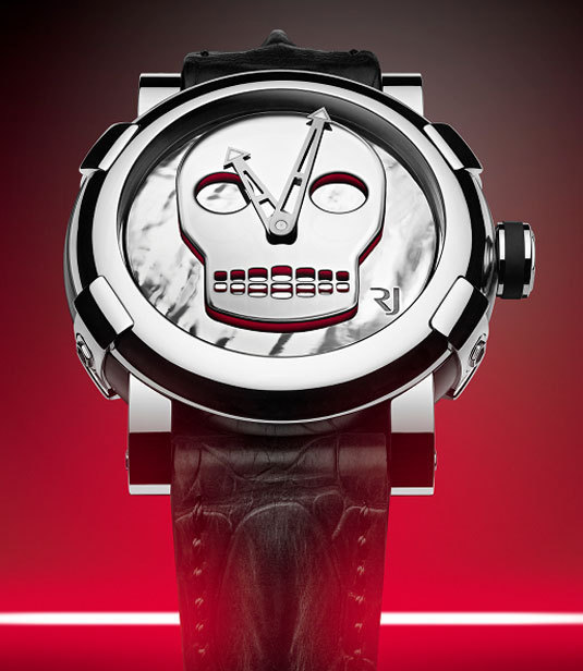 RJ-Romain Jerome by John M. Armleder