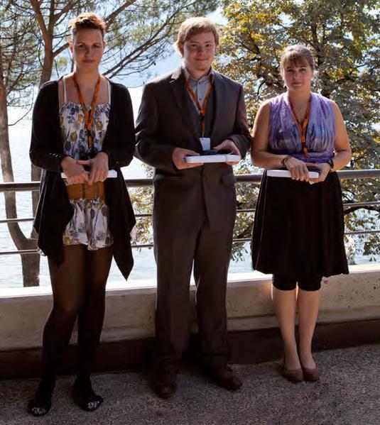 Camille Passot, lauréat du Concours SSC 2012 Réglage