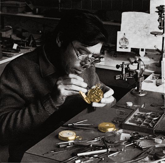 Sotheby's : vente de la collection horlogère de George Daniels, « le plus important horloger du 20ème siècle »