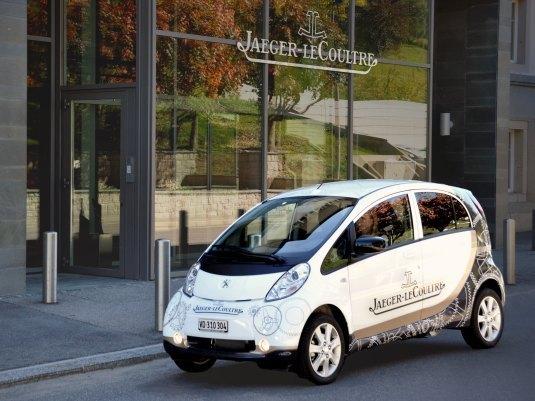 Jaeger-LeCoultre : une voiture électrique mise à disposition des collaborateurs de la manufacture