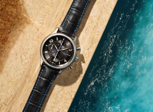 Frédérique Constant Runabout RHS : un chrono d'une rive à l'autre
