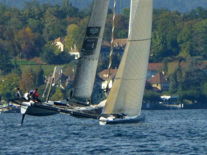 Vulcain Trophy 2012 : victoire de Realstone Sailing