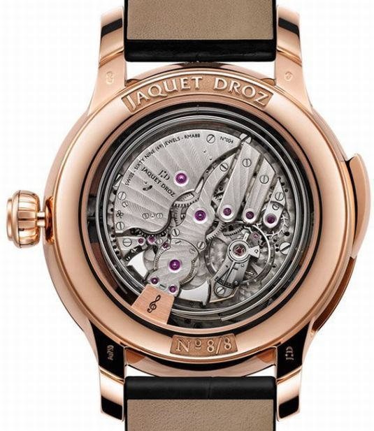 Jaquet Droz The Bird Repeater