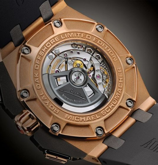Chronographe Audemars Piguet Royal Oak Offshore Michael Schumacher