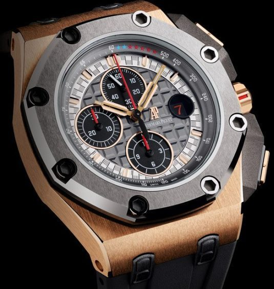 Chronographe Audemars Piguet Royal Oak Offshore Michael Schumacher