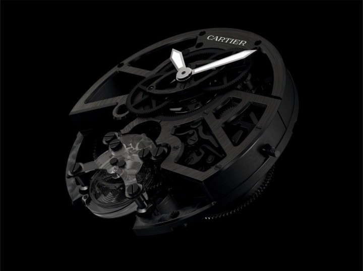 Cartier ID Two : montre ultime
