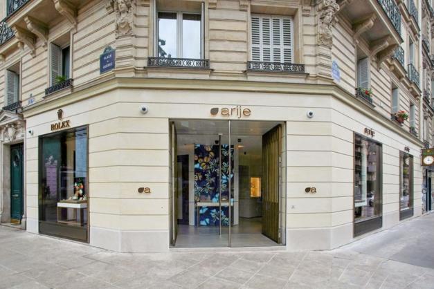 Rolex Arije Saint Germain
