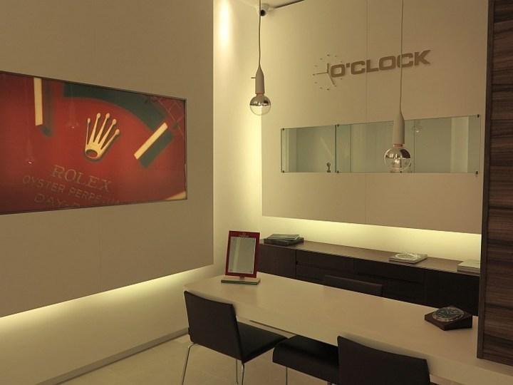 O'Clock : adresse madrilène chic et design pour montres de luxe d'occasion
