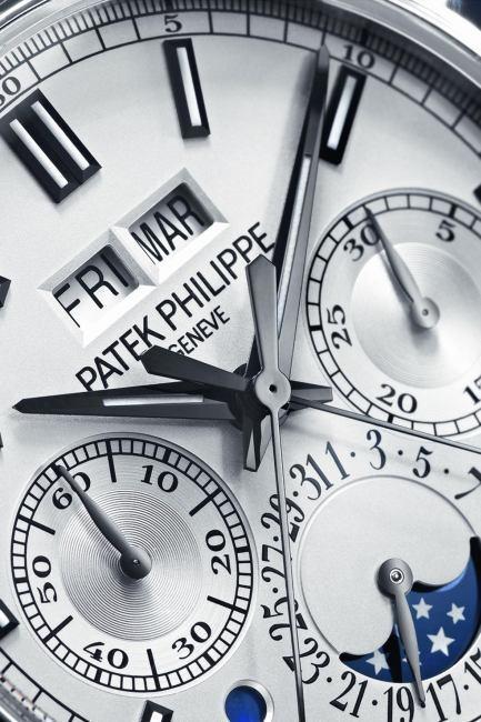 Patek Philippe 5204 Chronographe à rattrapante et quantième perpétuel