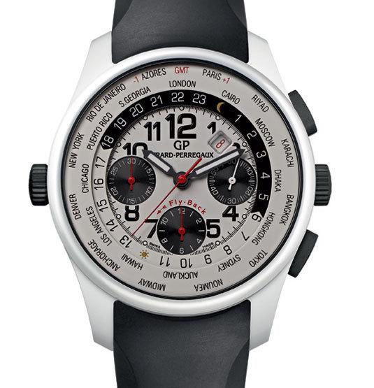 Girard-Perregaux WW.TC Chronographe Withe Ceramic
