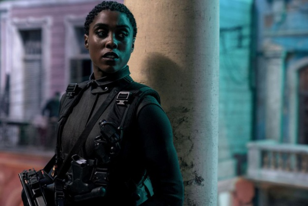 Mourir peut attendre Lashana Lynch Copyright Universal Pictures International France