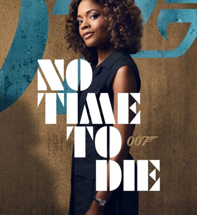Mourir peut attendre Naomie Harris Copyright Universal Pictures International France