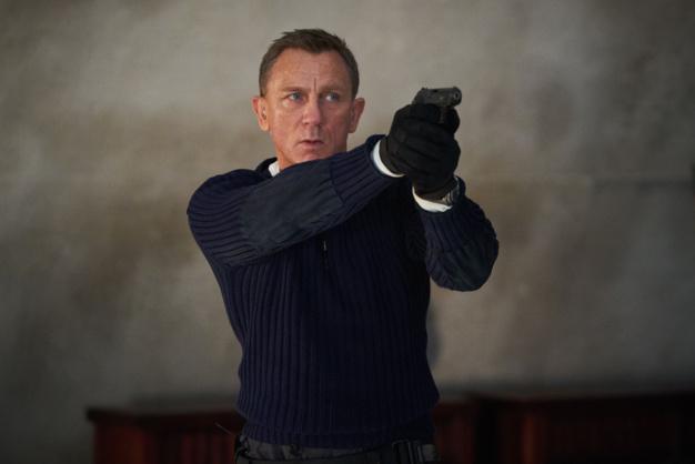 Mourir peut attendre Daniel Craig Copyright Universal Pictures International France