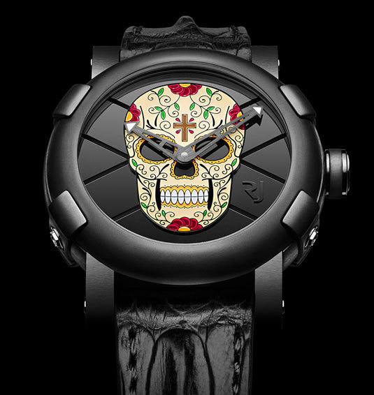 """Montres """"Jolly Roger"""" 4878606-7277370"""