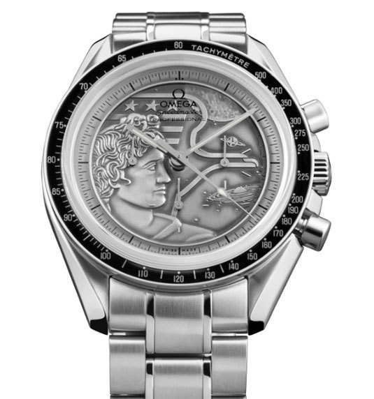Omega Speedmaster Moonwatch « Apollo XVII » édition limitée « 40e Anniversaire »