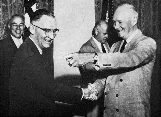 Dwight « Ike » Eisenhower