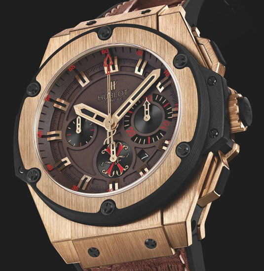 Hublot King Power « Arturo Fuente »