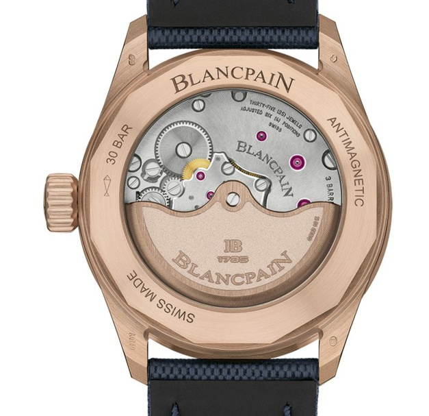 Blancpain Fifty Fathoms Bathyscaphe or Sedna