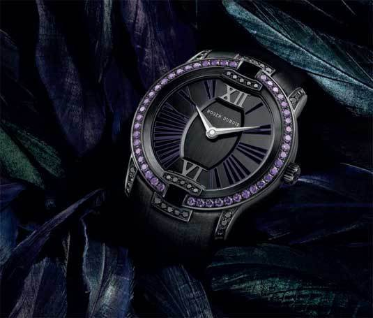 Roger Dubuis : collection Velvet, pour femmes