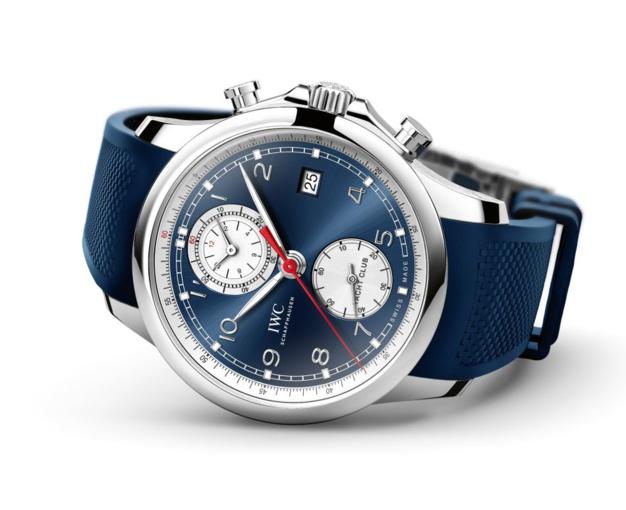 IWC : quand horlogerie de luxe et développement durable font bon ménage