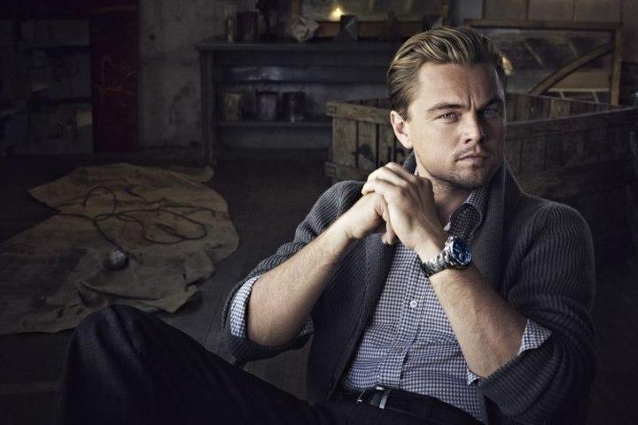 TAG Heuer Chronographe Link Calibre 16 Edition Limitée Leonardo DiCaprio