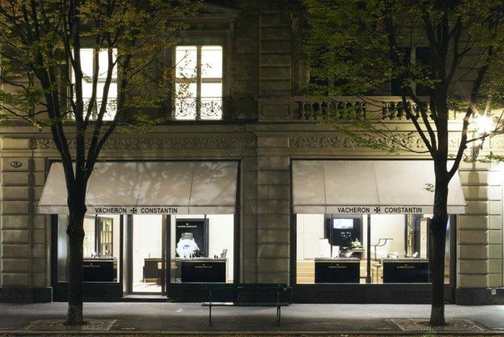 Vacheron Constantin : une nouvelle boutique exclusive à Lucerne