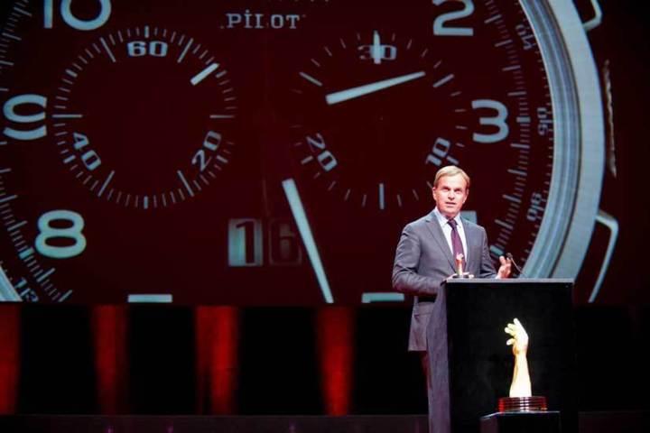 GPHG 2012 : Zenith remporte le prix de la catégorie « Petite Aiguille »