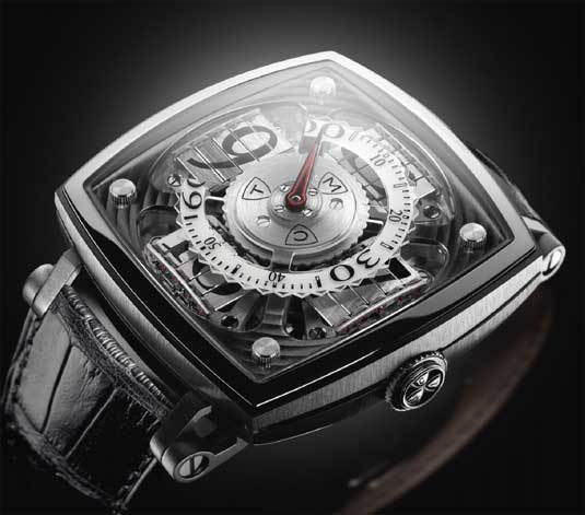 Manufacture contemporaine du temps : rachetée par Cage Holding SA