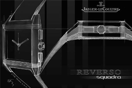 La Reverso Squadra de Jaeger-LeCoultre : le mythe devient carré