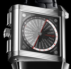 Reverso Squadra World Chronograph