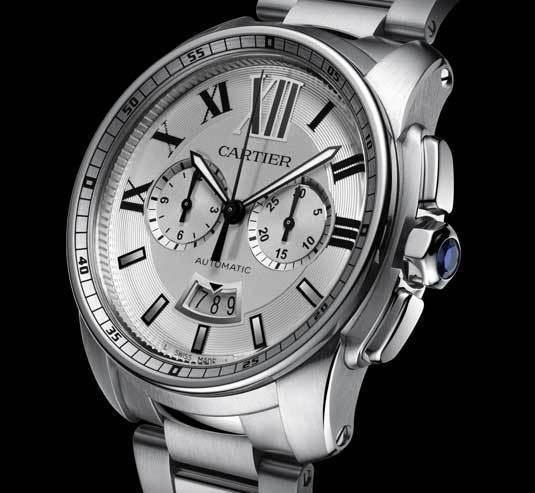 Chronographe Calibre de Cartier