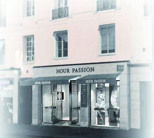 Hour Passion ouvre rue de Sèvres, au coeur du quartier Saint-Germain à Paris