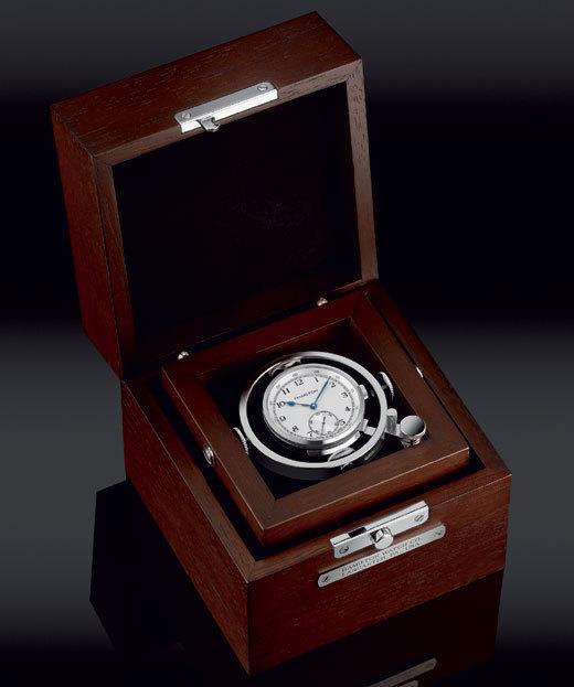 Chronomètre marine Hamilton 4952754-7393536